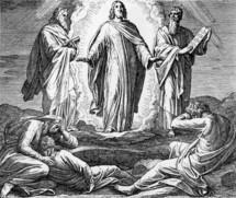 The Transfiguration, Matthew 17:1-8