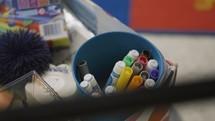 school art supples