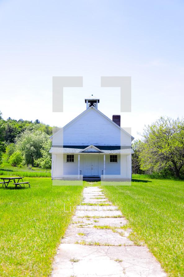 small rural chapel