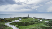 The Pointe du Hoc France