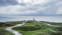The Pointe du Hoc France