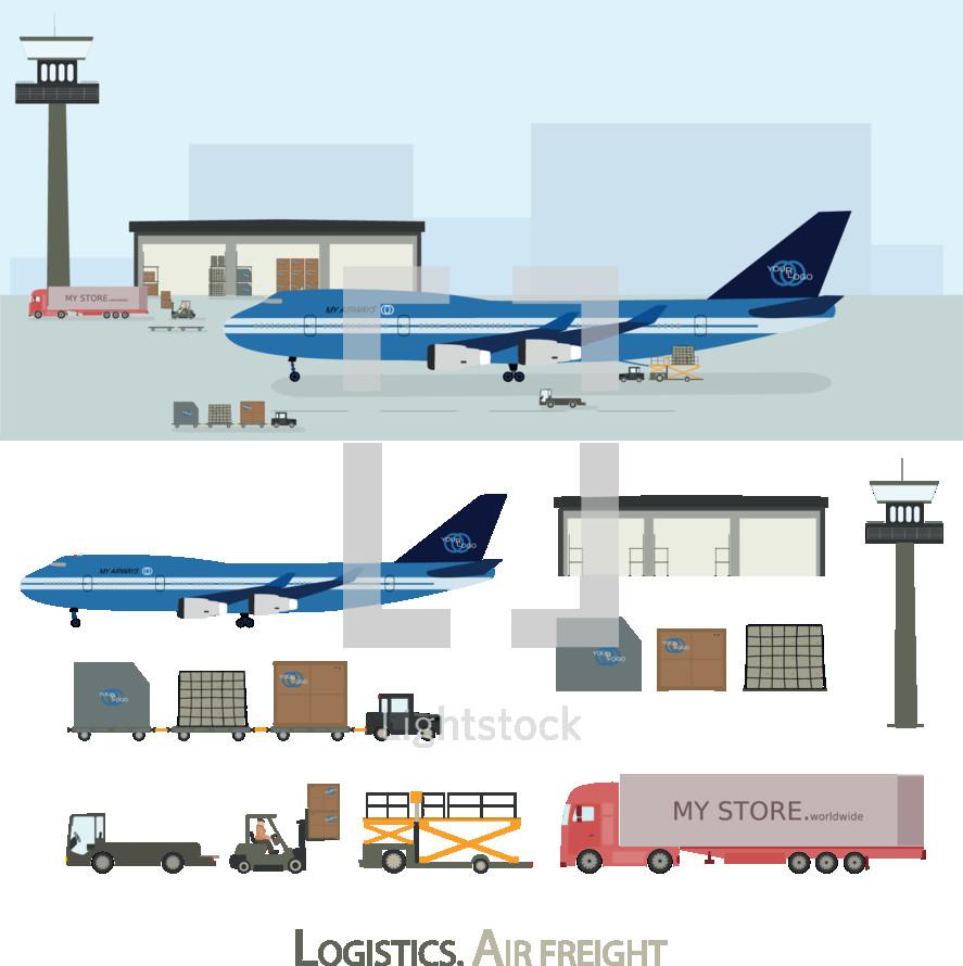 Logistics Air freight