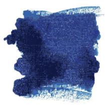 blue texture paint splotch
