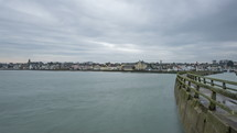 The Port - Grandcamp Maisy France