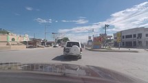 driving on the streets of Haiti