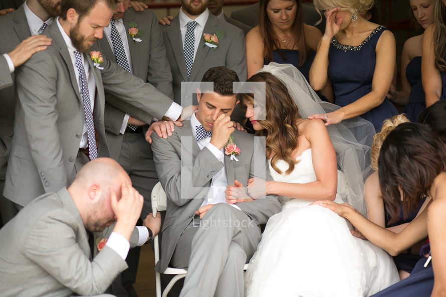 prayers for the bride and groom
