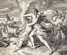 Cain Slays Abel, Genesis 4:8-13