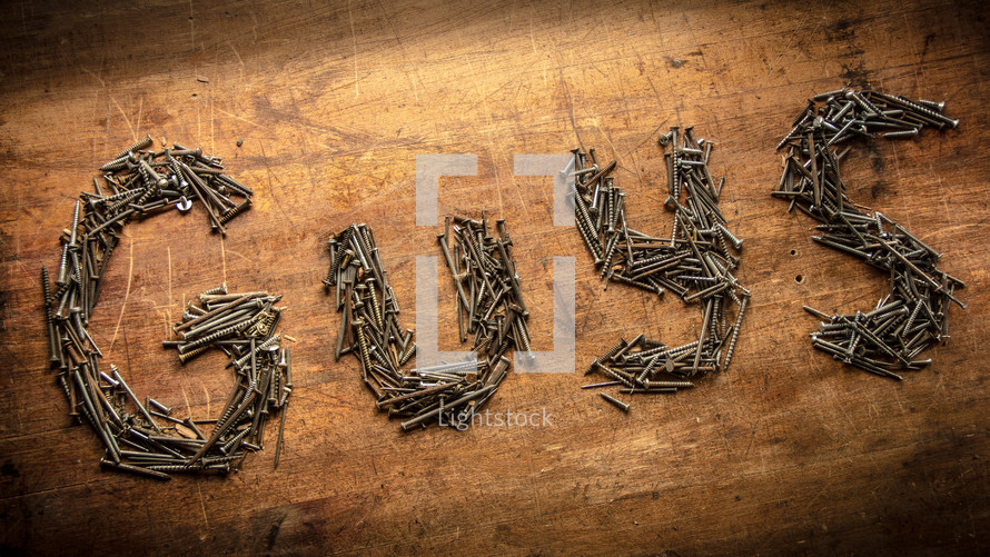 """""""Guys"""" in nails and screws; Men's Ministry"""