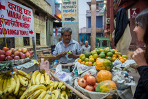 famers market in India