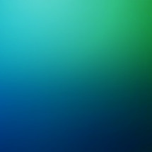 gradient blue and green background