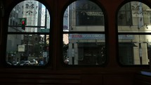 Chicago on trolly.