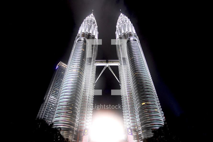 Towers in Malaysia
