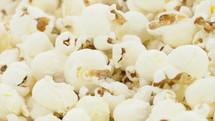 Kernels of popcorn.