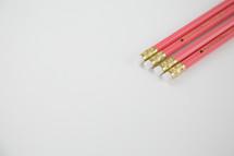 coral pencils