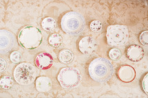 fancy fine china plates