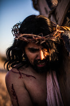 anguish of Jesus