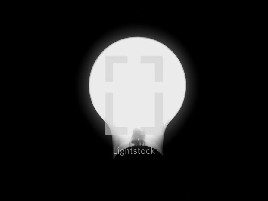 light vs darkness