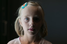 Little white girl