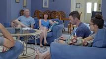 family home group Bible study