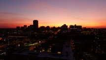 Richmond Capital Sunset