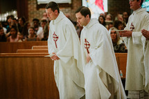 Catholic Church processional