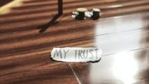 where my trust lies