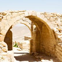 ruins in Jordan