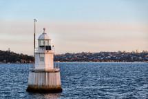 buoy lighthouse