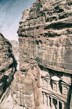 Petra, Jordan ruins