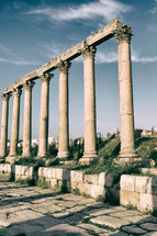 archeological site classical heritage