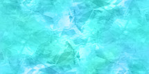 blue turquoise polygon background