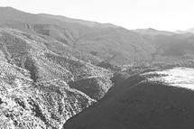 Morocco landscape
