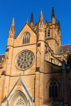Cathedral in Sydney Australia