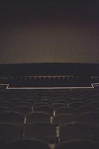 Regal Theater seats