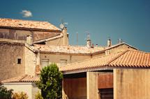 tile roof homes