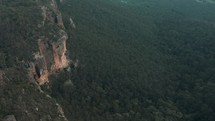Blue mountains and Valley