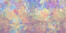 pastel geometric abstract background, purple , cream, peach, pink, blue
