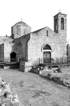 old church in Cyprus