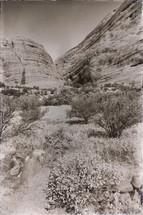 Australian canyon