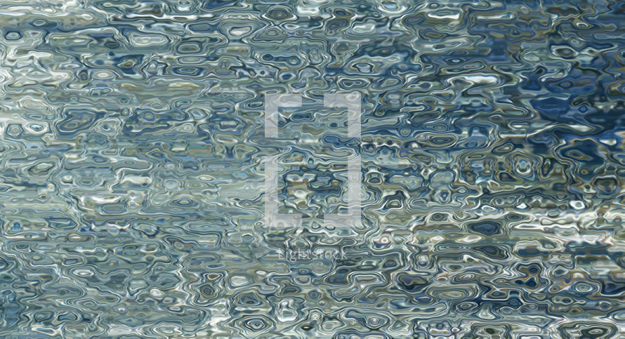 water surface abstract background