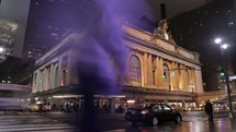 exterior of Grand Central Station