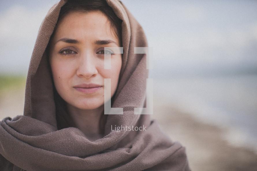 A woman in Biblical times, a follower of Jesus