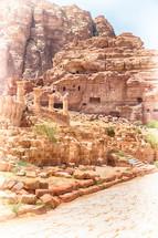 Monetary in Petra, Jordan
