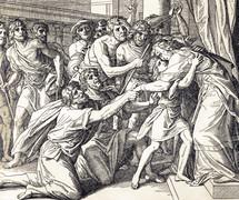Joseph Makes Himself Known, Genesis 45:1-15