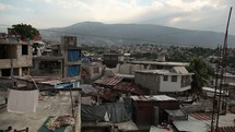 view of Port Au Prince