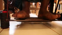 sewing machine foot pedals in Uganda