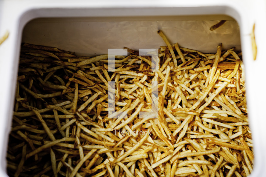 fastfood french fries