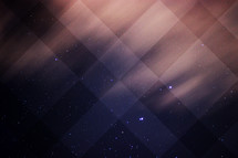 abstract stars in the sky background