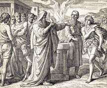 Samuel Anoints David, 1 Samuel 16:1-13
