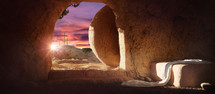 resurrection and the empty tomb